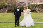 Свадьба Раффи Кассабяна и Анжелы Карагезян в Калифорнии