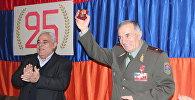 Мероприятие, посвященное 90-летию ДОСААФ и 25-летию армянской армии