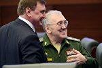Первый заместитель министра обороны РФ Руслан Цаликов