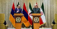 Официальный визит Министра обороны РА Вигена Саргсяна в Иран