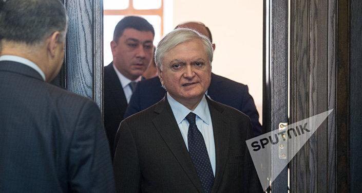 Эдвард Налбандян. Заседание Правительства РА 02.02.2017