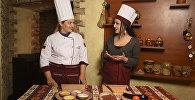 В гостях у шеф-повара: как приготовить горячее блюдо Наири