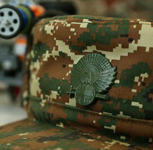 Головной убор военнослужащего