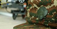 Шляпа военнослужащего ВС РА