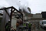 Атомная электростанция Фламанвиль, архивное фото