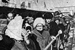 Беженцы из Баку