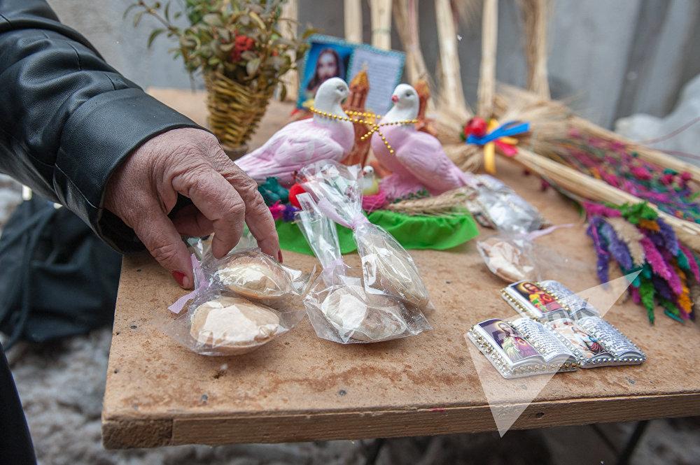Праздник Св. Саркиса отметили в Ереване
