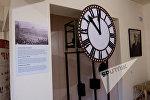 Башенные часы здания полицейского управления. Музей истории Еревана