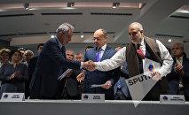 Новый политический союз Дашинк. Вардан Осканян, Сейран Оганян и Раффи Оганесян