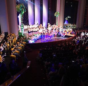 Благотворительный концерт под патронатом первой леди Армении Риты Саргсян