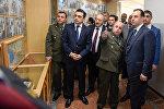 Виген Саргсян посетил Медицинский университет имени Мх.Гераци