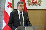 Премьер-министр Армении Карен Карапетян