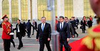 Премьер-министр Армении Карен Карапетян завершил визит в Грузию