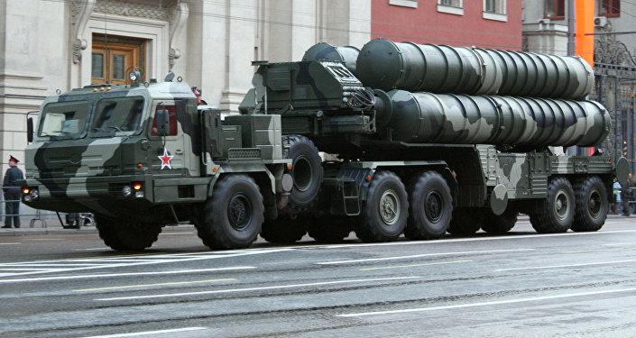 """ЗРК ЭС-400 """"Триумф"""""""