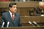 Первый секретарь ЦК Компартии Армении К.С.Демирчян