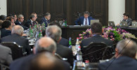 Заседание Правительства 03.03.2017