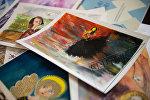 Акция медицинского университета Армении: Подарочные открытки военнослужащим РА