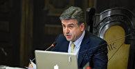 Карен Карапетян. Заседание Правительства РА 09.03.2017