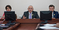 Внеочередное заседание ЦИК РА. Тигран Мукучян