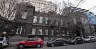Улица Абовяна 3, здание АОКС-а. Старый Ереван
