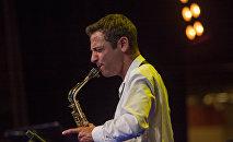 Открытие ереванского джаз фестиваля