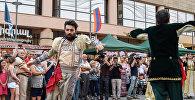 Шоу армянских таразов