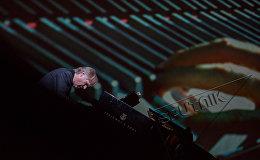 Концерт Ричарда Клайдермана в Ереване