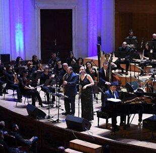 Уникальный концерт Джазовое включение New York – Ереван состоялся в Ереване