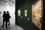 Выставка армянских импрессионистов в Москве