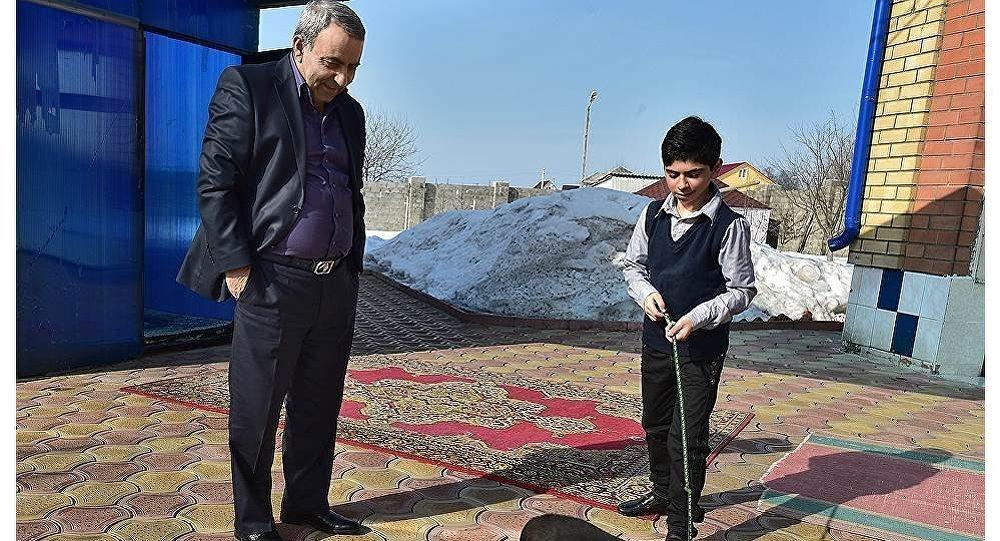 Мамуд Шавершян: помогать людям меня учил дед
