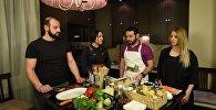 В гостях у шеф-повара: как приготовить блюда японской, итальянской и армянской кухонь