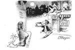 Карикатура. Толерантность по-европейски