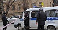 Взрыв у школы в Ростове-на-Дону