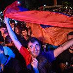 Праздничный концерт ко Дню независимости Армении