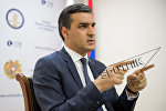 Омбудсмен РА Арман Татоян
