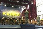В Гюмри проводится IX Международный конкурс-фестиваль Возрождение