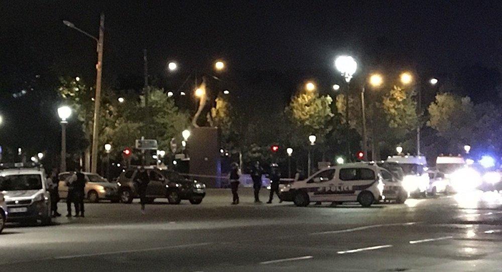 Ситуация в Париже после стрельбы
