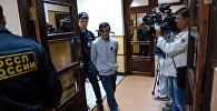 Рассмотрение ходатайства о продлении ареста виновника ДТП