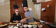 В гостях у шеф-повара: как приготовить Тигранакерт