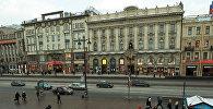 Универмаг Гостиный двор в Ленинграде