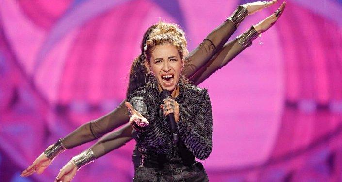 Арцвик на песенном конкурсе Евровидение 2017