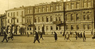 Здание мэрии Еревана. 1930-е годы