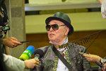 Вячеслав Зайцев. Неделя моды Golden Lace в рамках VII ювелирной выставки Yerevan Show