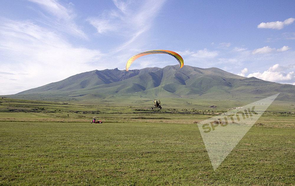 Первый Кубок сверхлегкой моторной авиации в Армении