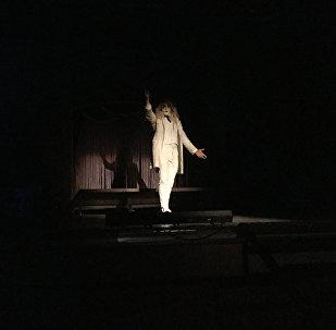 Театральная группа из Турции поставила спектакль Восточный дантист Акопа Пароняна в Гюмри