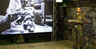Первое место занял фотограф Арег Балаян. Открытие выставки Глазами Гумманизма, на которой были представлены результаты конкурса фотографий и короткометражных фильмов Аврора