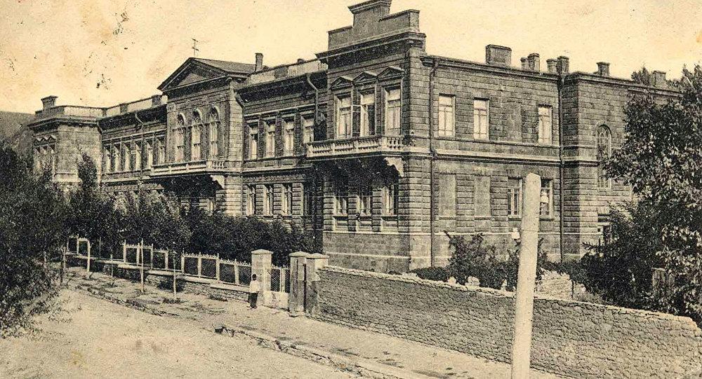 Ереванская учительская семинария