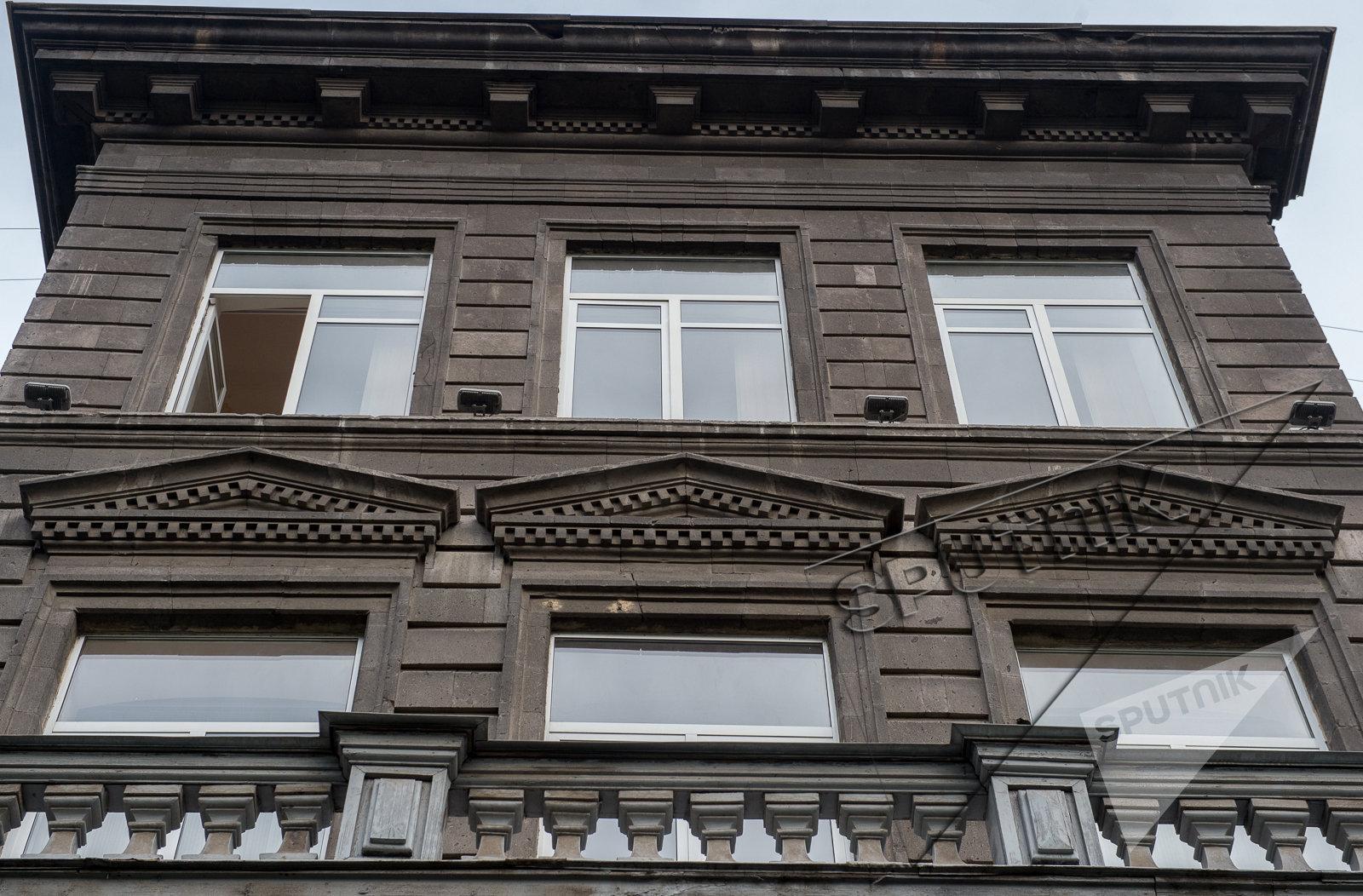 Улица Абовяна 52, Старый Ереван