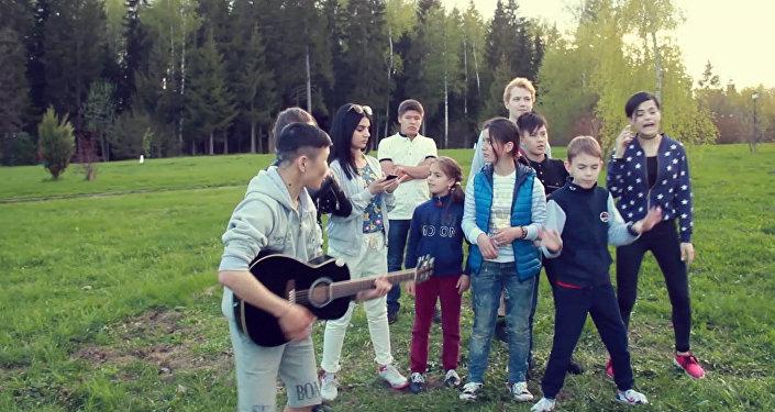 Одна большая семья: дети из стран СНГ снова встретились в Москве