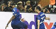 Генрих Мхитарян забил гол в финале Лиги Европы между английским Манчестер Юнайтед и голландским Аяксом